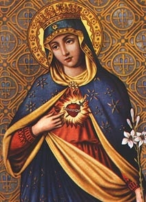 Mary, Queen of All Hearts