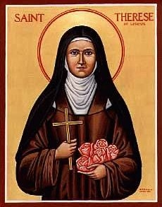 Patron Saint for 2016: Therese of Lisieux