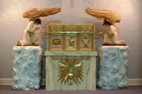 Tabernacle and Angels